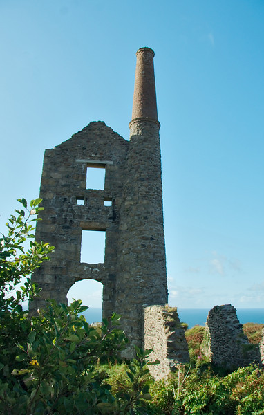 Another view of the engine house
