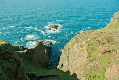 Penwith Peninsula, Cornwall, UK