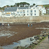 Marazion -- St. Michael's Mount at low tide