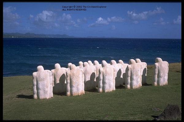 Slave Monument01, Martinique