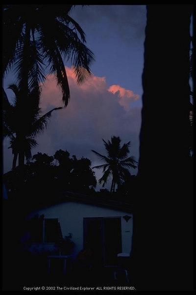 Sunset, Diamant, Martinique