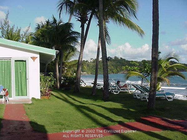 Diamant Les Bains, Martinique