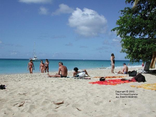 Saline Beach, Martinique