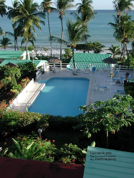 Diamant Les Bains, Martinique3