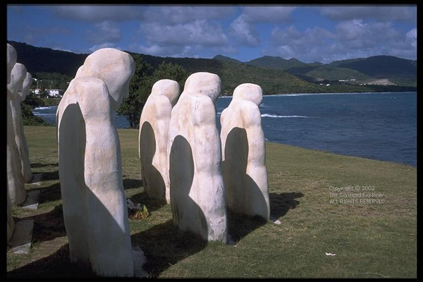 Slave Monument02, Martinique