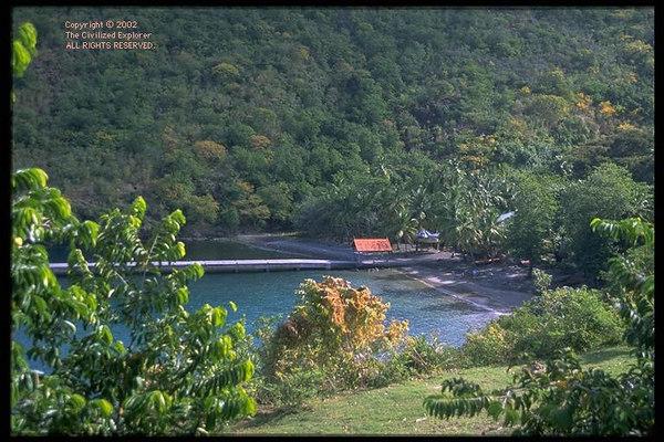 Anse Noire, Martinique