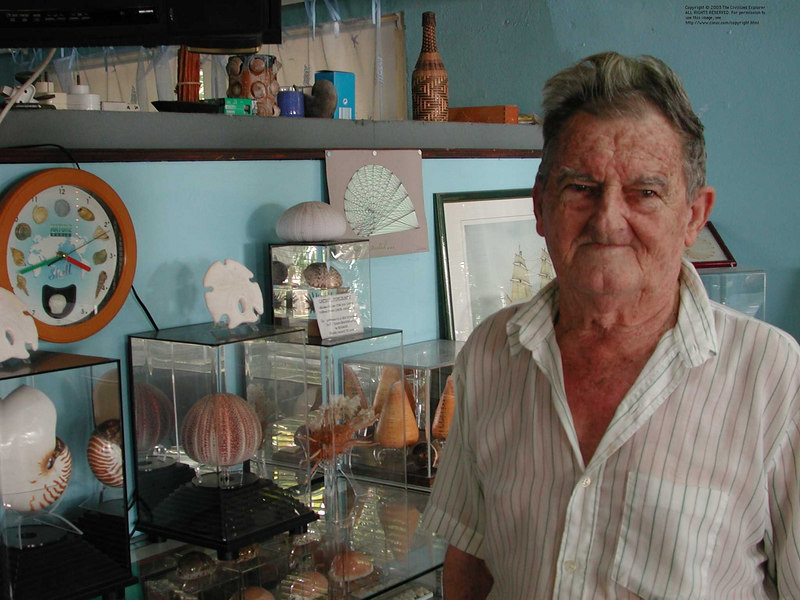 Owner, Shell Museum