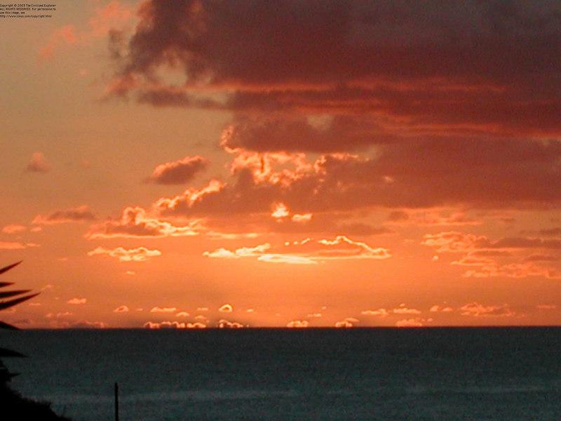 Sunset at Gustavia II