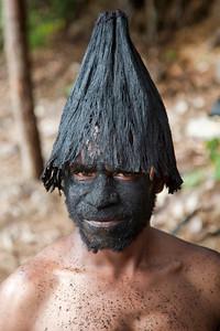 Enga tribesman