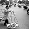 Food Seller in Hanoi, Vietnam 2005