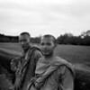 Monks at Angkor Wat Temple, Siem Reap, Cambodia 2007