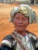 White Karen woman Thailand