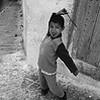 Boy in Medina, Chefchaouen, Morocco 2003