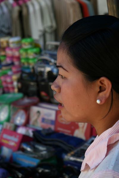 Thai Shop girl