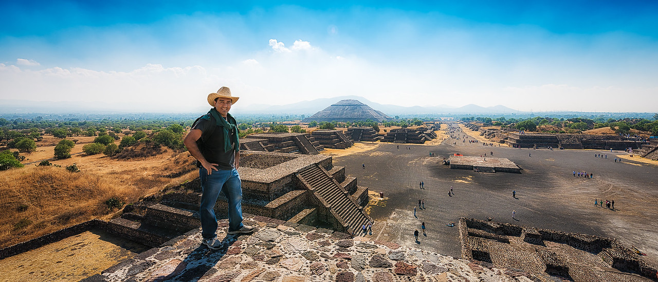 The King of Teotihuacán