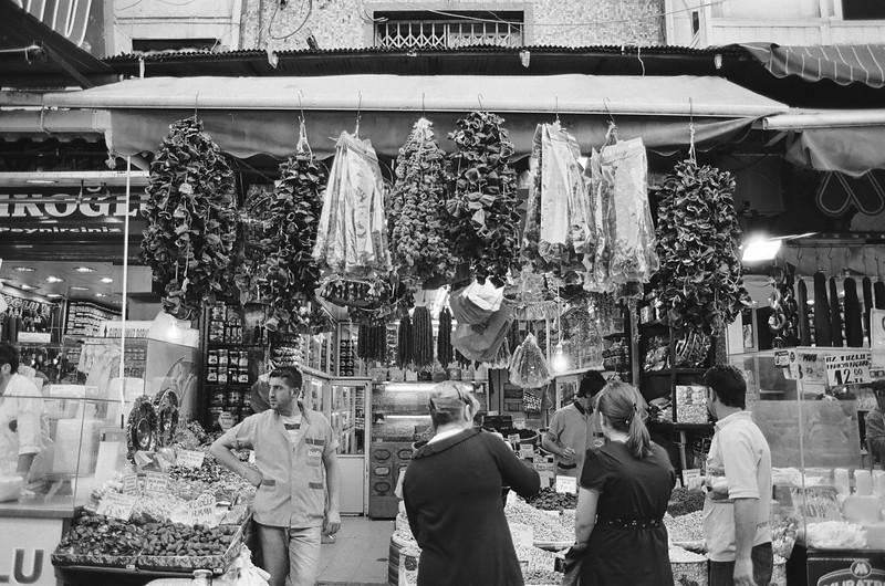 Market, Istanbul Turkey 2009