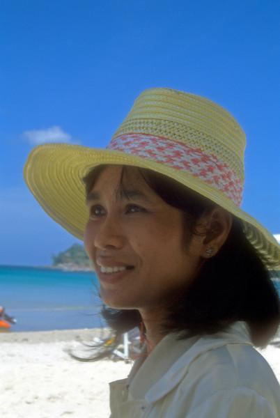 Beach Massage Thailand