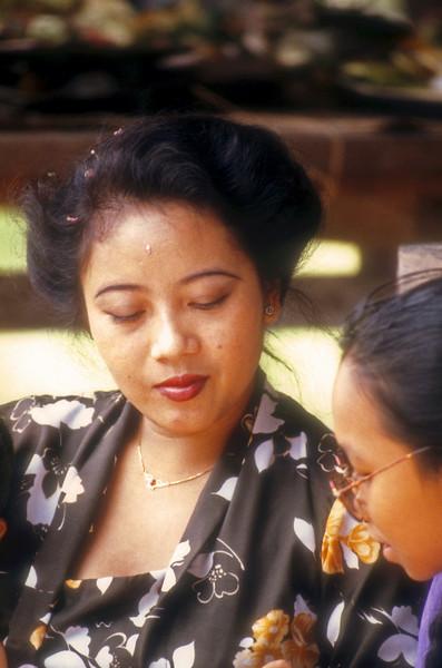 Shan Chinnese woman, Wiang Phran Thailand