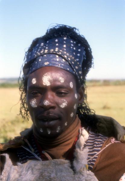 Kukuyu Man, Kenya