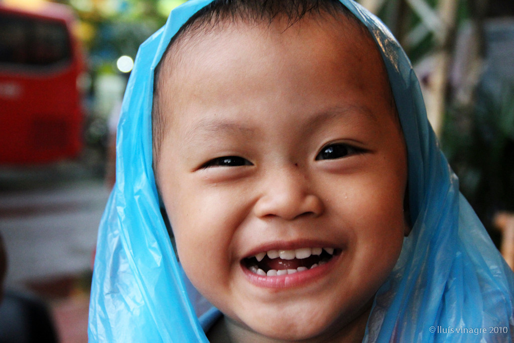 beggar's child, pham ngu lao