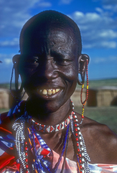 Masai Headman