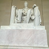 Lincoln Memorial,  Washington DC.