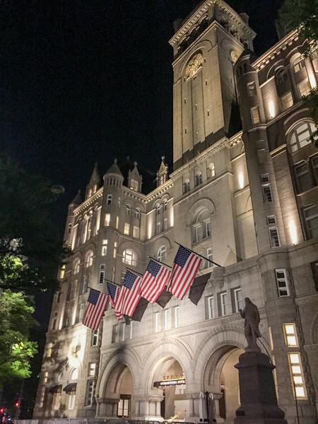 Trump Hotel, Washington DC.