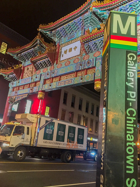 China Town, Washington DC.