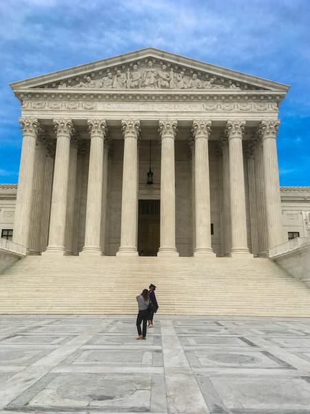 The Supreme Court, Washington DC.
