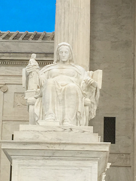 The Supreme Court, Washington DC.