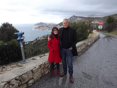 Perast, Budva & Kotor, Montenegro - January, 2014