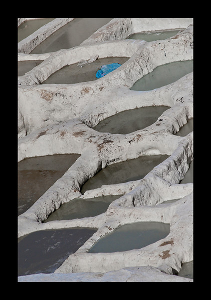 Tannery - Fes