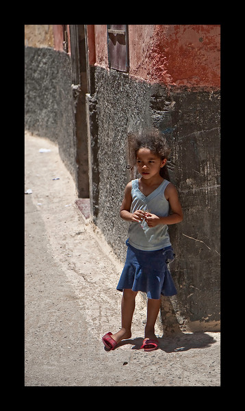 girl in El Jadida