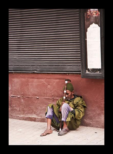 One Slipper - Marrakech