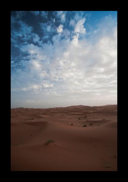 Erg Chebbi Dunes - Sahara