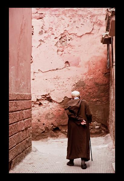 Marrakech, alley