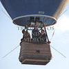 Hot Air Balloon Ride in Perris, California.