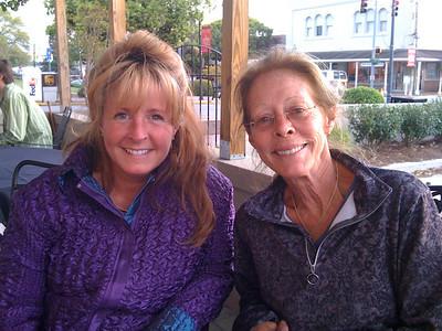 Maggie & Andi at Leta's in Perry,GA April '09
