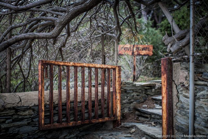 Orange Gate