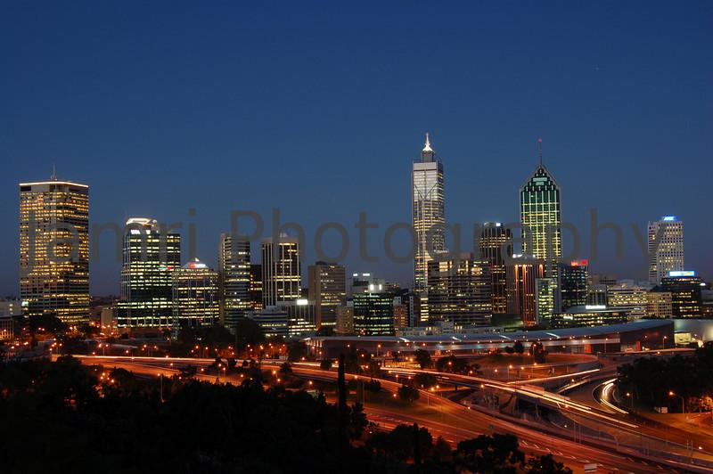 Perth After Dark