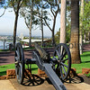 Cannon at Kings Park