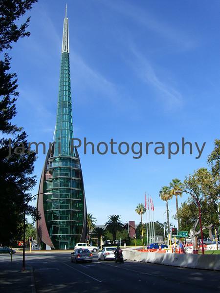 Swan Bell Tower