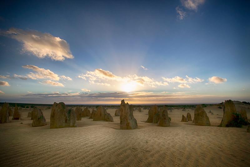 Australia, Desert, Perth, Pinnacles Desert, Road trip, The pinnacles, West Australia, 剑锋石阵, 化石, 植物化石, 沙漠, 澳洲, 珀斯, 自驾游