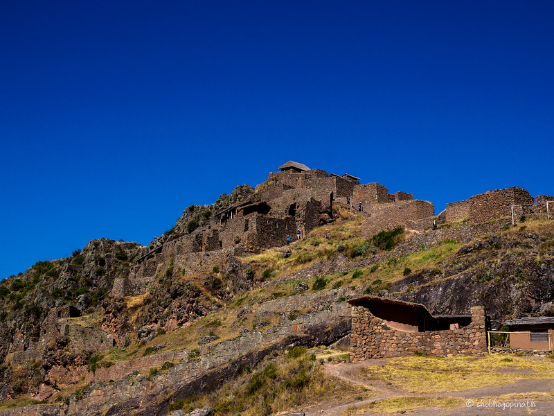 The Ruins of Pisac