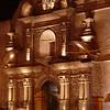 Iglesia de Compania at night