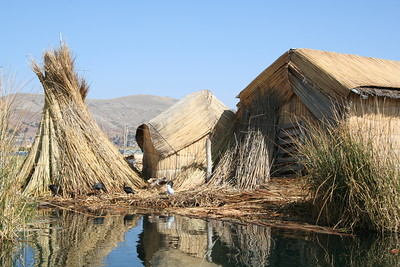 Uros and Isla Taquile
