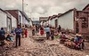 Cuzco Veggie Market