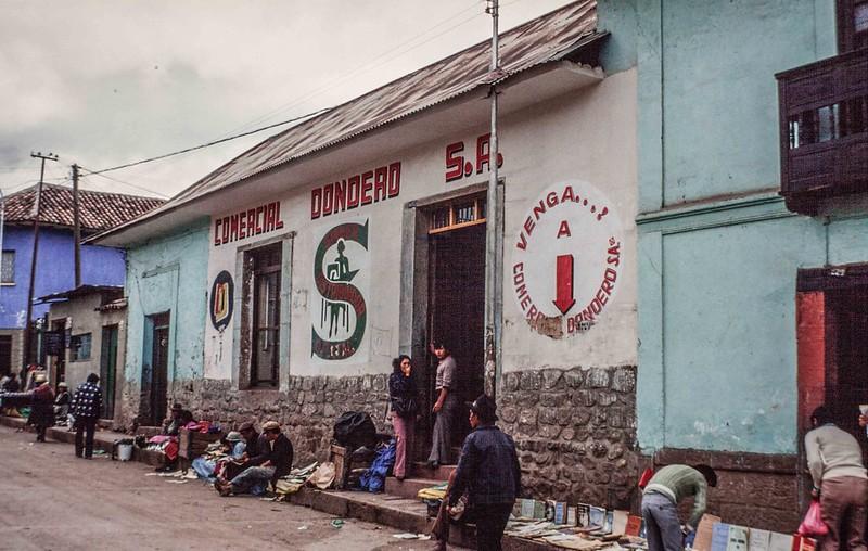 Cuzco-Singer Sewing Machine retailer