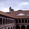 Hotel Monasterio in Cuzco.