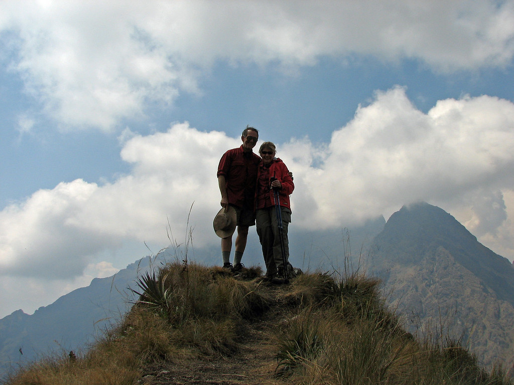 A detour at the pass took us to a point overlooking the Urubamba